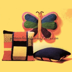 wonkyzebra_00225_a_butterfly_cushion_and_patchwork_pillow