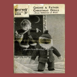 wonkyzebra_00454_c_santa_father_christmas_and_gnome_toys