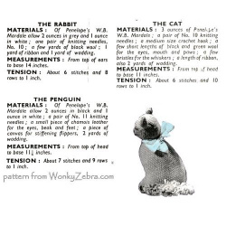 wonkyzebra_00549_e_bestway_rabbit_cat_penguin_toys