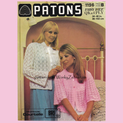 wonkyzebra_00967_a_ribbon_trimmed_bedjacket_and_button_through_bed_jacket_knit_patterns_patons_1196
