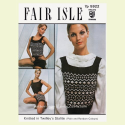 wonkyzebra_00992_a_fairisle_knitted_top_and_shorts_twilleys_5922