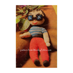 wonkyzebra_t1008_jolly_jojo_knit_boy_doll_a