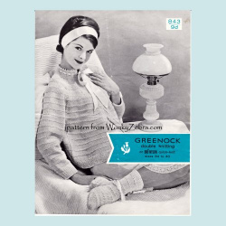 wonkyzebra_z1022_a_bedjacket_with_round_yoke_and_bed_socks_knit_pattern_843