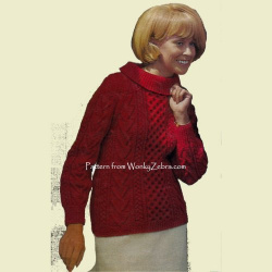 wonkyzebra_z1047_d_ladys_aran_sweater_dress_and_jumper_suit_pdf_pattern_23