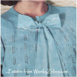 wonkyzebra_z1087_n_traditional_bed_jacket_bow_neckline_bedjacket_knit_pattern_pdf_6551
