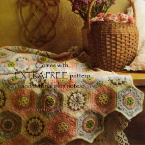 wonkyzebra_00224_a_hexagon_afghan_blanket