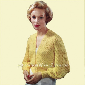 wonkyzebra_00963_a_knitted_bed_jacket_cardigan